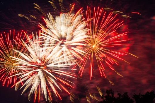 PSU-fireworks